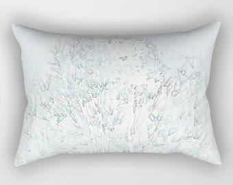 Tree Glass Pillow, Throw Pillow, Rectangle Pillow, Decorative Pillows Rectangular, Tree Home Decor, Modern Throw Pillows, Ochre Nest Pillows