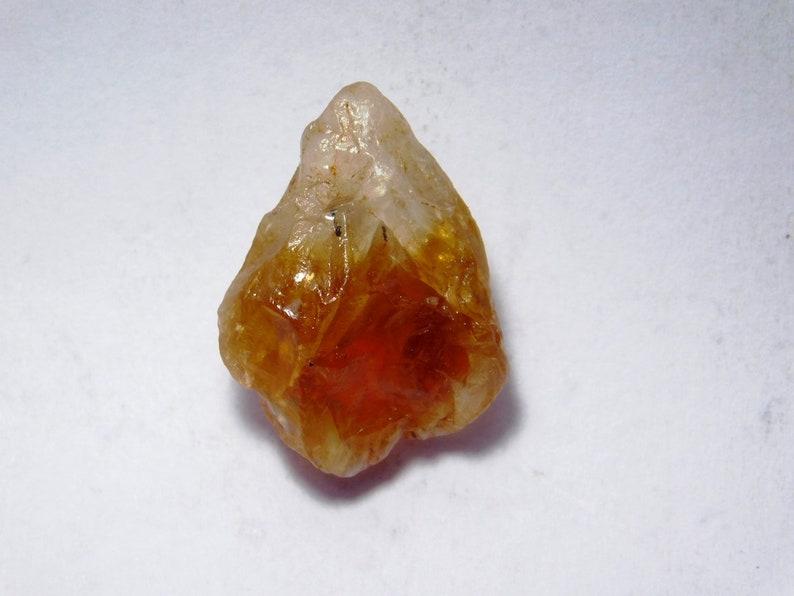 Quality Natural Yellow Citrine quartz Loose gemstone Rough Well Quality Citrine quartz gemstone Rough Citrine for Pendant 29Cts R-6561 High