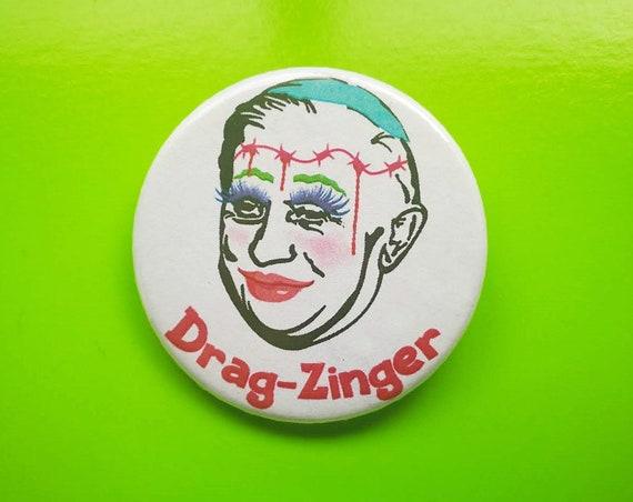 Pin Plate Design Drag-Zinger standard size 38mm.