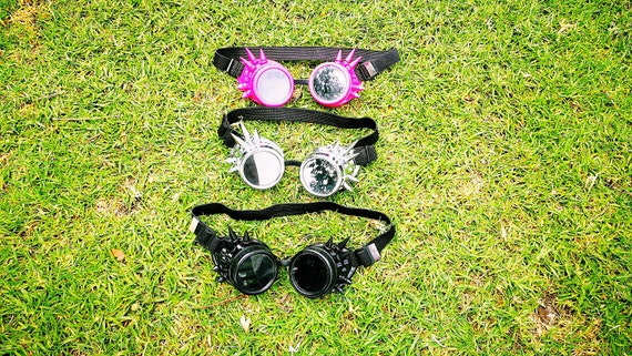 Offer!!! Steampunk Cyber glasses in liquidation