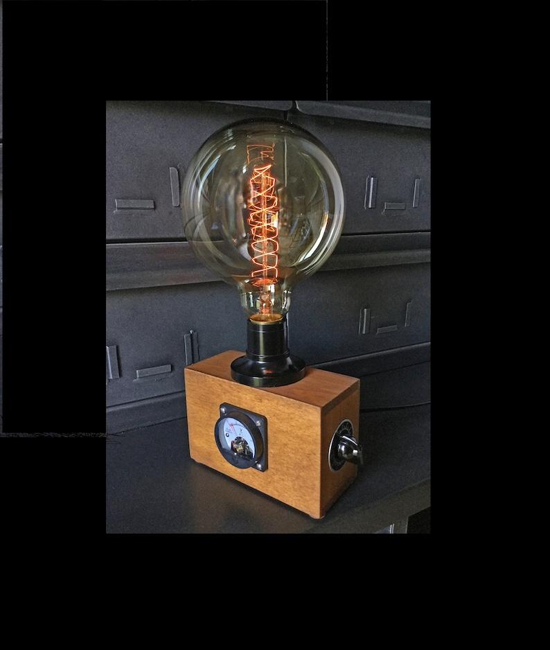 À Loft Electra Poser Industriel Edison Steampunk Lampe VintageEtsy bY6gvyf7Im