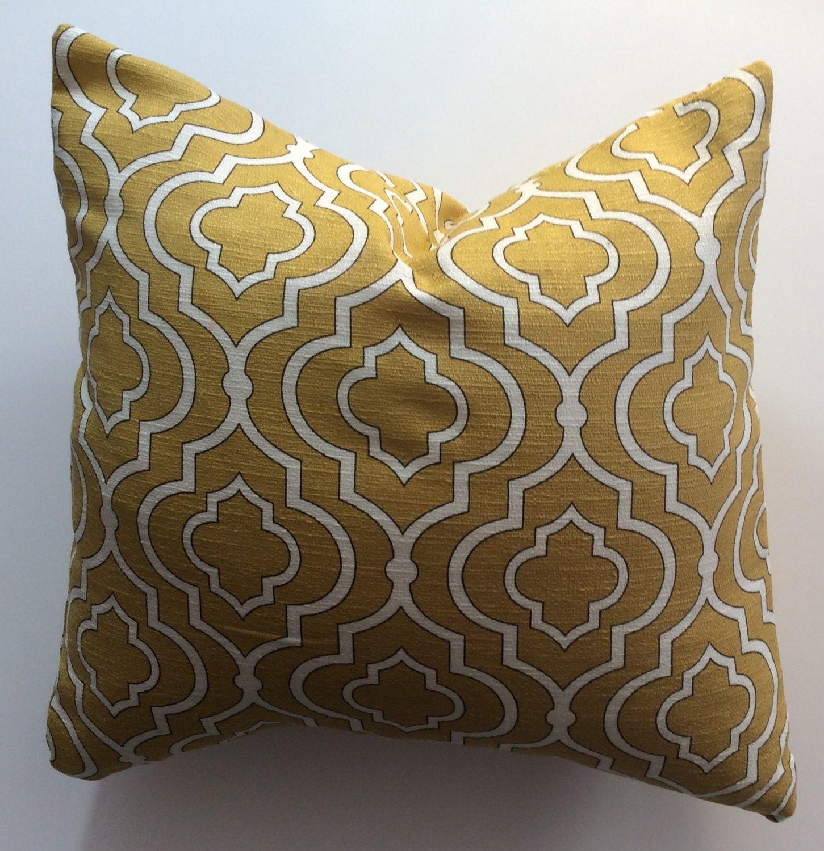 Gold Pillow Cover Gold Linen Pillow Cover Decorative Pillow Cover Gold Throw Pillow Gold Accent Pillow Gold Pillow
