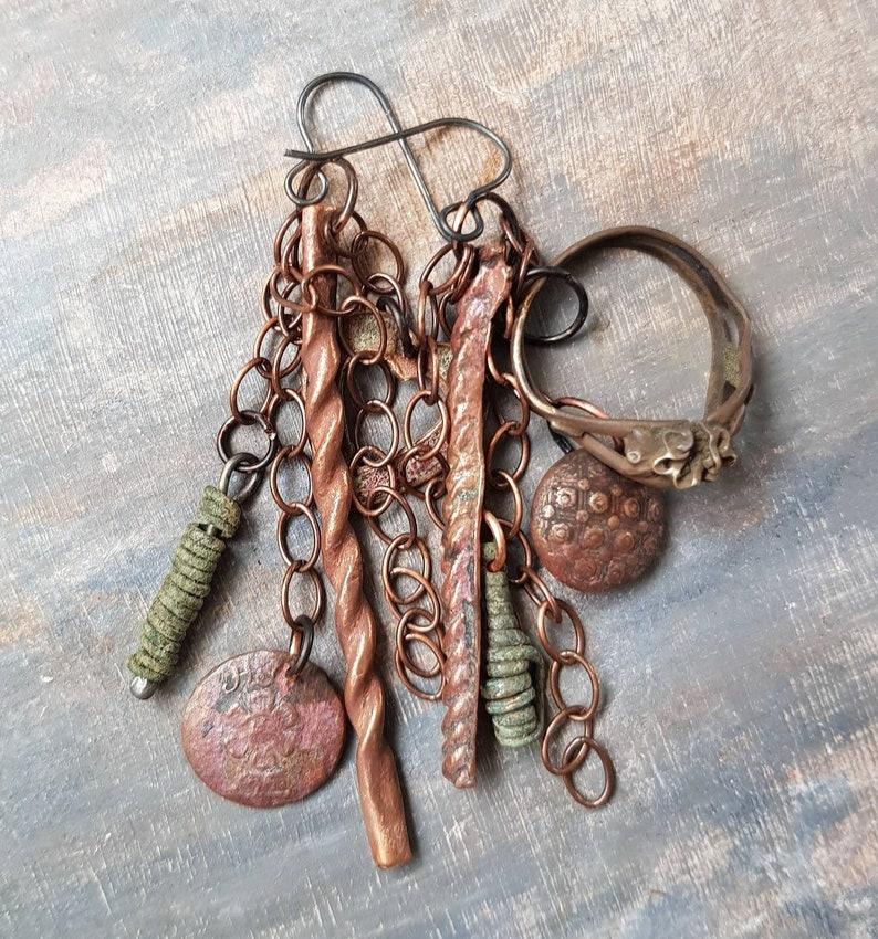 Womans Dangle Earrings