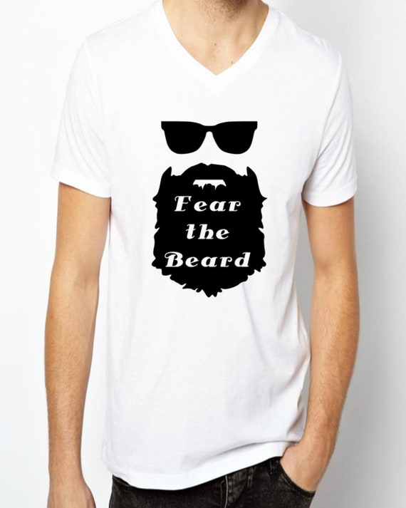 Fear The Beard Svg Etsy