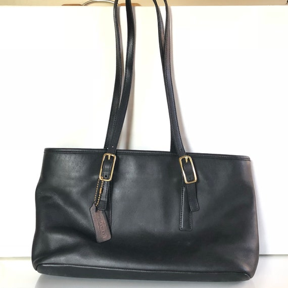 Coach Vintage Leather Tote