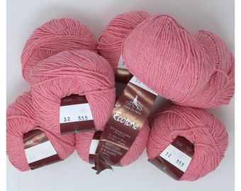 Yarn 1859-North-Laine Du Nord-Cotton and acrylic yarn (800 grams)