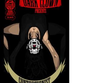 Dark Clown Presents Issue 5 - Contortionist