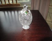 Lovely Waterford Crystal Egg Box Seahorse Beautiful A Great Gift Idea