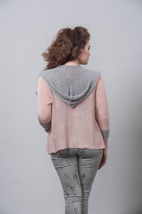 Fashion Knit Women Sweaters Summer Knit Knit Cardigan Boho Etsy