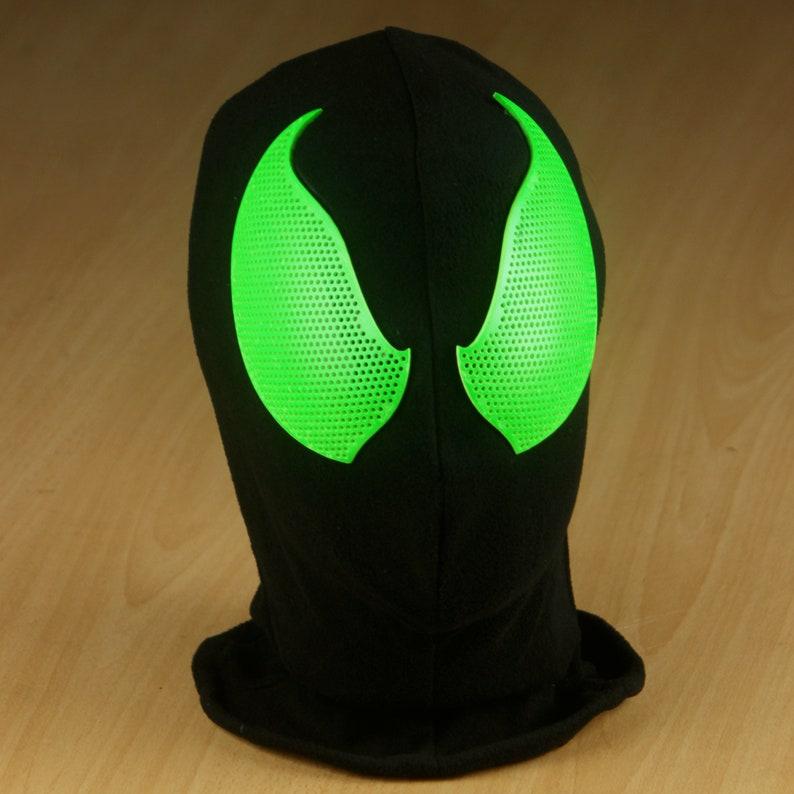 Spiderman mask Big time