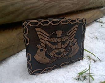 Warhammer Dwarven Style Wallet