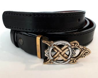 Braid Interwoven ornament leather belt for women Belt genuine leather women belt handmade strong leather
