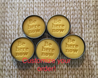 5 Personalized bulk gifts: employee client friend co-worker gifts, party favors. Custom play dough, Aromatherapy. Stress ball. Swag bag.