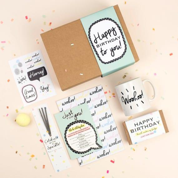 Birthday In A Box Gift Hamper