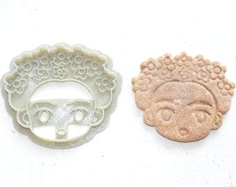 Frida Formina Biscotti Cookie Cutter