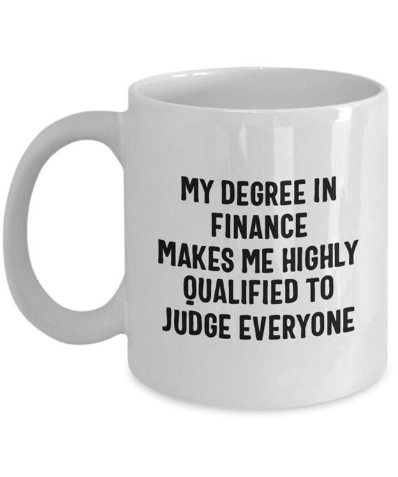 Finance Gift Finance Mug Banking Mug Accountant Gift Accountant Mug