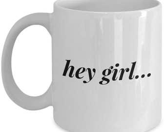 Ryan Gosling Mug - Hey Girl Coffee Cup Gifts
