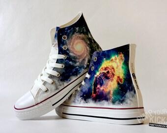 1dabe69862e1 Galaxy Custom Made Shoes