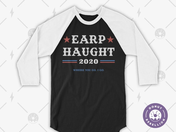 Wynonna Earp - Earp-Haught 2020 Hoodie - Shorty's colors 8qRk217