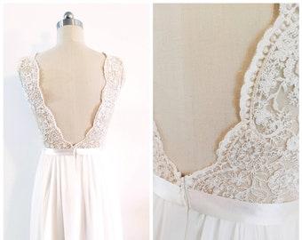 Boho Wedding Dress Etsy,Custom Design Wedding Dress