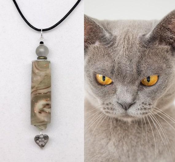 Karma Spiral Pet Memorial - Pet Loss Gift, Pet Memorial, Pet Remembrance, Cat Memorial, Dog Memorial, Sympathy Gift, Pet Lover Gift, (#PM43)