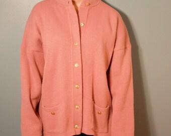 Vintage 90/'s Sweater White lace Cardigan Crocheted Sweater Button Up Sweater 80/'s Sweater Small Medium Cotton P