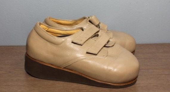 Vintage Alveros Orthopedic Footwear Custom Made Be