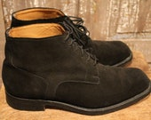 JIMMY CHOO 90 39 s SUEDE Boots Men 39 s 10 1 2