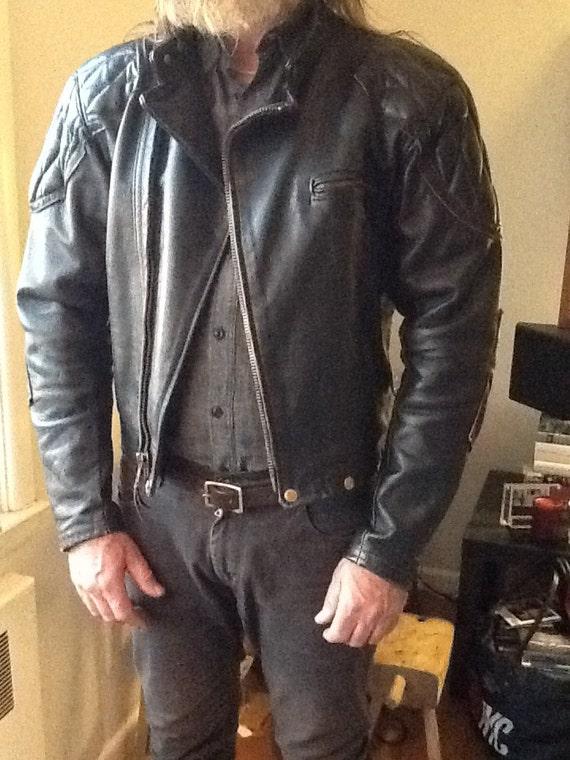 Langlitz Leather Motorcycle Jacket