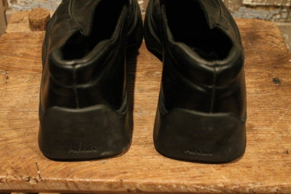 Prada Rubber Sole 1990's Loafers - image 5