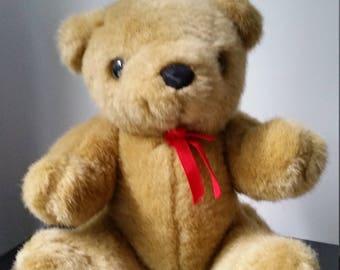 Antique articulated bear, Teddy bear - Vintage