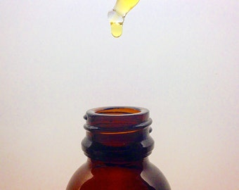 Hydrating face oil serum natural skincare
