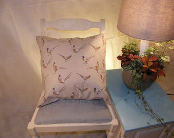 Pheasant Country Cushion.