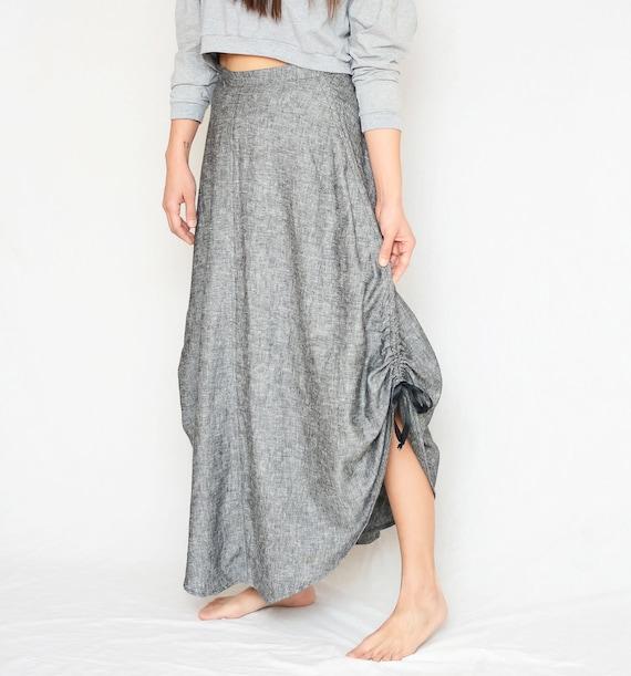 Modern Skirt Sewing Pattern women\'s pdf sewing pattern | Etsy