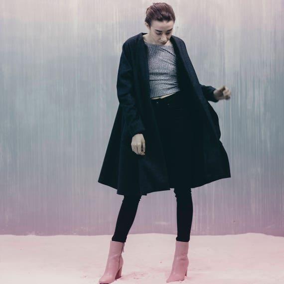Women\'s Coat Pattern, PDF Sewing patterns, Fall Coat Pattern, Indie ...