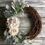 Spring Wreath, Spring Front Door Wreath ,Summer Wreath,Easter Wreath, Farmhouse Wreath,Easter Decor,Farmhouse Decor,Wreath,Home Decor,Wreath