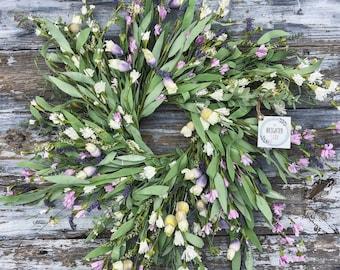 Summer Wreath,Summer Decor,Front Door Wreath,Spring Wreath,Farmhouse Wreath,Farmhouse Decor, Spring Decor,Rustic Wreath,Modern Wreath,Wreath