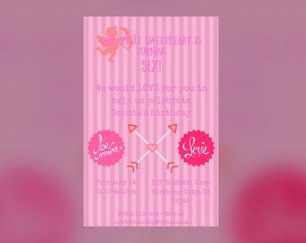 Valentine Birthday Party (DIGITAL)