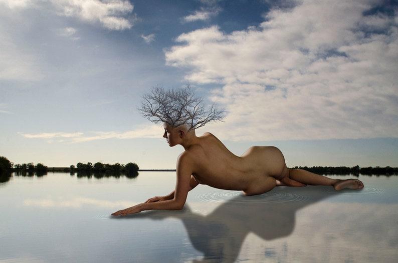Ava lake naked