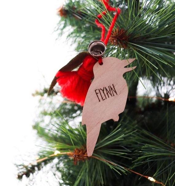 Australian Christmas Decorations Images.Australian Christmas Ornament Kookaburra Australiana Christmas Tree Decoration First Christmas Australian Decorations Kris Kringle