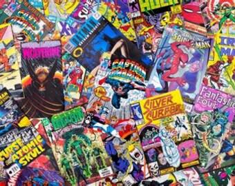 Grab Bag DC Comics Pins!