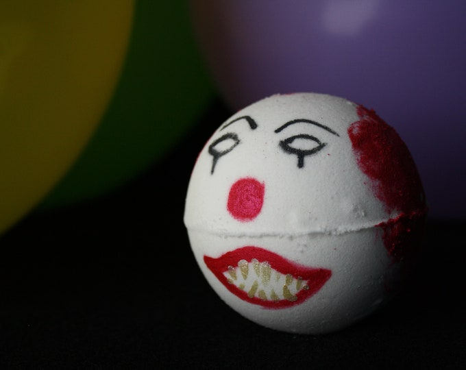 Featured listing image: Bob Gray Pennywise Bath Bomb
