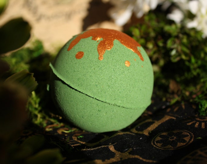 Featured listing image: Concerning Hobbits Bath Bomb
