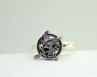 Hunger Games Ring/Hunger Games Gift/Hunger Games Jewellery/ Gift For Hunger Games Fan/ Geek Gift Idea