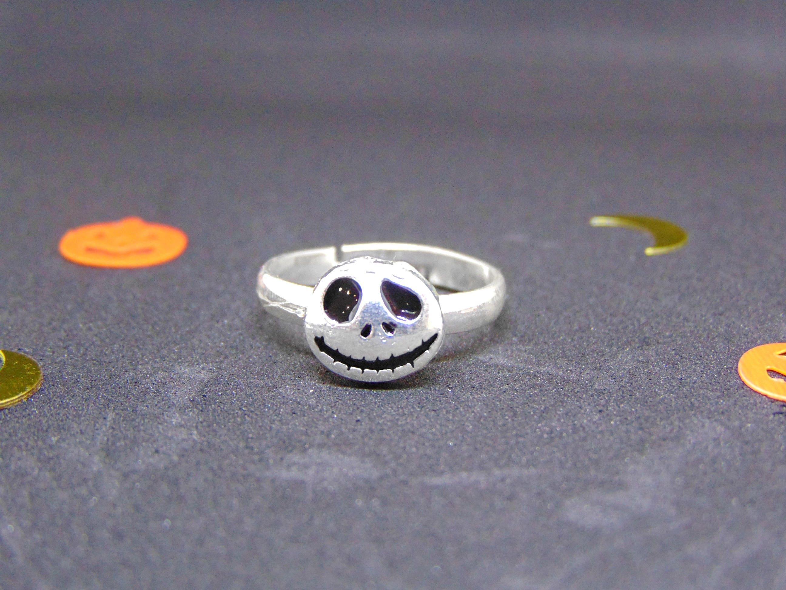 Kleine Nightmare Before Christmas Jack Skellington Ring | Etsy