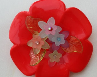 Pretty Flower Brooch