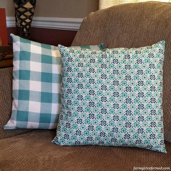 Decorative Throw Pillow Slipcovers Etsy Beauteous Decorative Pillow Slipcovers