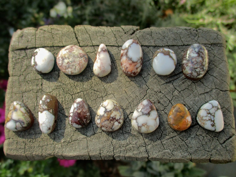 Custom Wild Horse Magnesite Rings Made to Order Sterling Silver