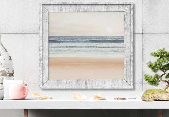 Washed out beach photo print diy print it yourself wall art etsy image 0 solutioingenieria Gallery