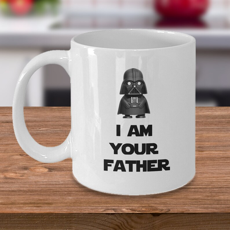 Darth Perfect Vader Skywalker Anakin Wars I Your Gift Father Am Star Empire Coffee Mug 5j4ALR